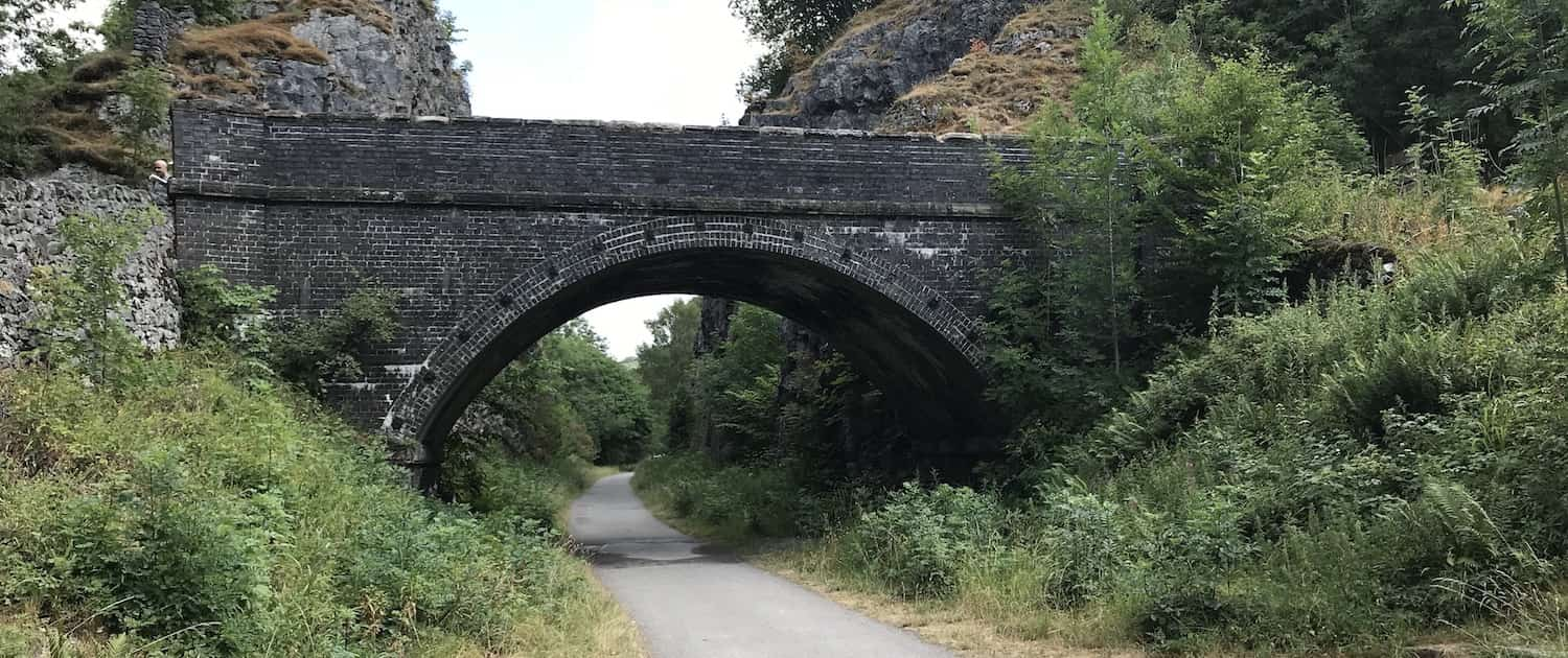 Monsal Trail, Derbyshire