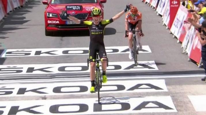 Annemiek van Vleuten - Anna van der Breggen - Arrivée La Course by le Tour de France 2018