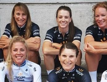 Mauvaise nouvelle dans le peloton féminin : Wiggle-High5 disparaîtra en fin d'année