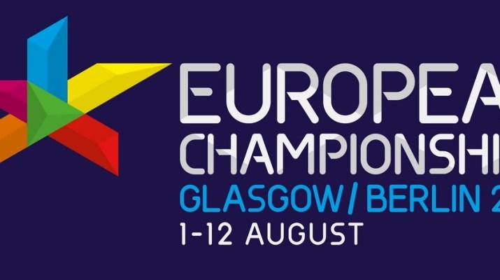 Logo - Championnats d'Europe 2018