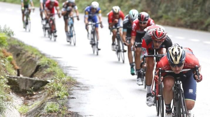 Échappée - Mark Padun Dylan Teuns - 12e étape Tour d'Espagne 2018