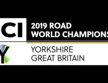 Logo - Championnats du monde sur route 2019 - Yorkshire