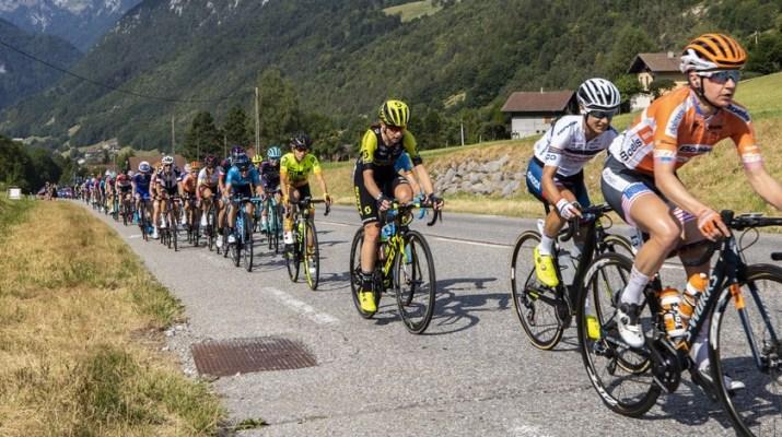 Peloton dames - La Course by le Tour de France 2018