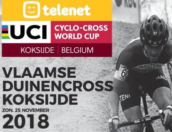 Coupe du Monde Cyclo-cross de Coxyde: les sélections belges