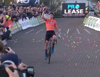 Championnats d'Europe de cyclo-cross : la Belgique en berne, les Pays-Bas en verve