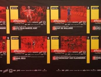 La Coupe de Belgique de Nick Nuyens change de nom et passe à huit courses : voici la Bingoal Cycling Cup