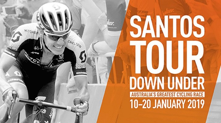 Logo - Tour Down Under 2019