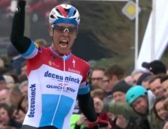 Bob Jungels - Vainqueur Kuurne-Bruxelles-Kuurne 2019