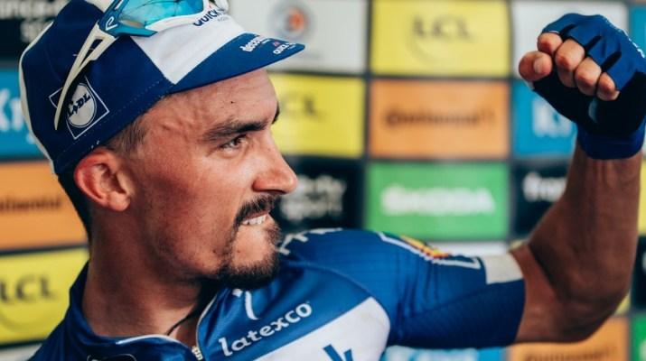Julian Alaphilippe - Vainqueur 3e étape Tour de France 2019 - ASO Thomas Maheux