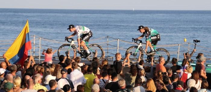 Sam Bennett - Présentation des équipes Vuelta Tour d'Espagne 2019 - GomezSport Unipublic ASO