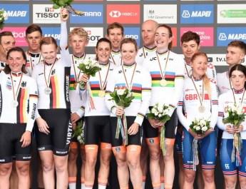 Championnats du monde sur route – Yorkshire : un relais mixte encore mitigé mais remporté par les Pays-Bas