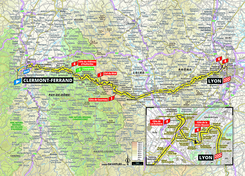 Pas de spectateurs à l'arrivée ce week-end — Tour de France