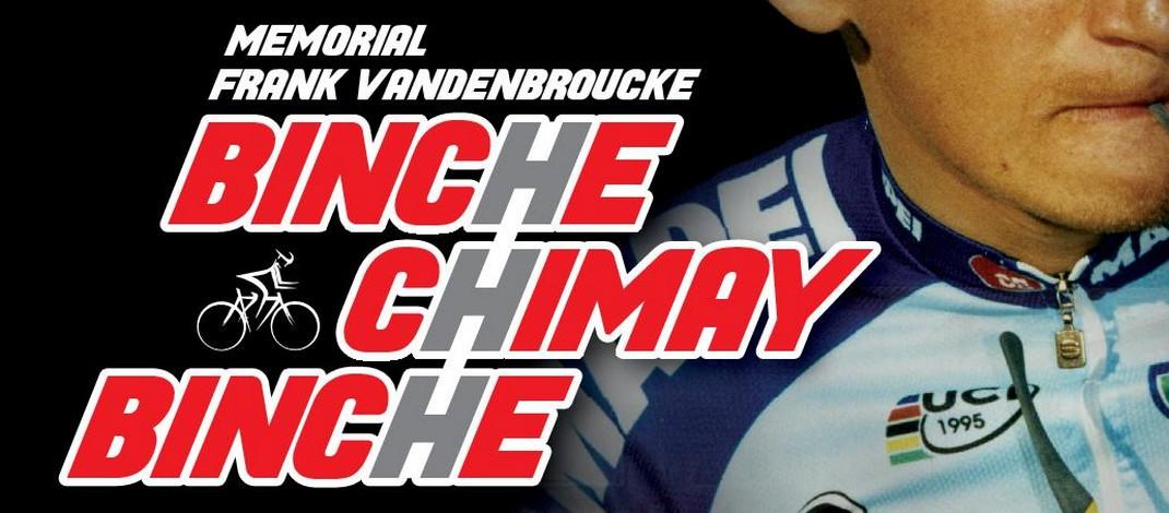 Binche-Chimay-Binche 2019 : découvrez le parcours et l'horaire de la 32e édition