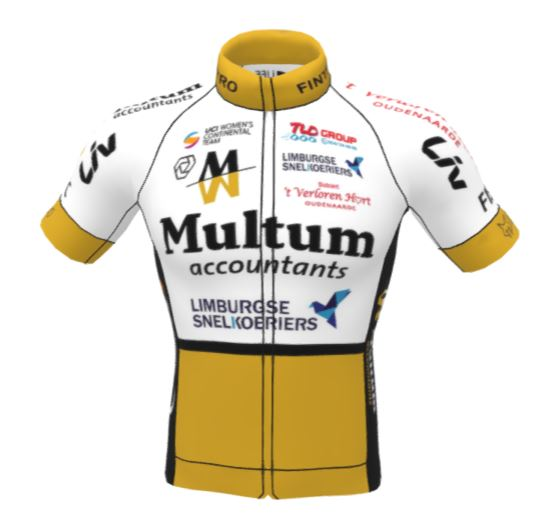 Multum Accountants-LSK Ladies - Maillot 2020