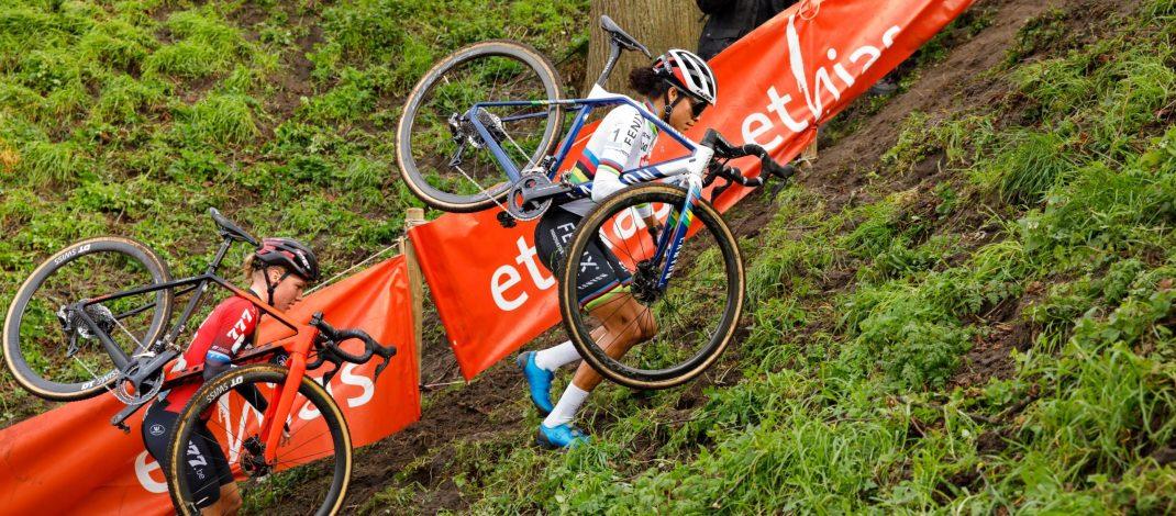Cyclo-cross : des primes de plus en plus égales entre les femmes et les hommes, mais…