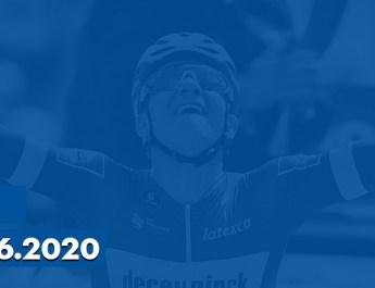 Affiche - Tour de Belgique 2020
