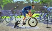 Quand le virtuel vient au secours du cyclisme