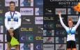 Montage - Stefan Kung ANna Van der Breggen Champions Europe Contre-la-montre 2020 - UEC