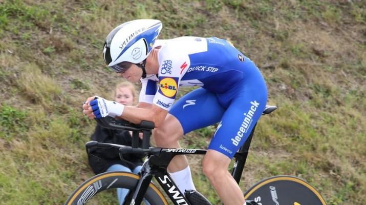 Rémi Cavagna Champion de France Contre-la-montre - Deceuninck Quick Step Nicolas Gachet