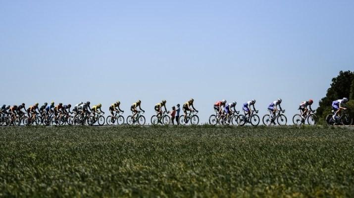 Peloton - 11e étape Tour de France 2020 - ASO Pauline Ballet