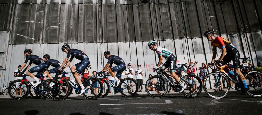 Peloton - 14e étape Tour de France 2020 - ASO Pauline Ballet
