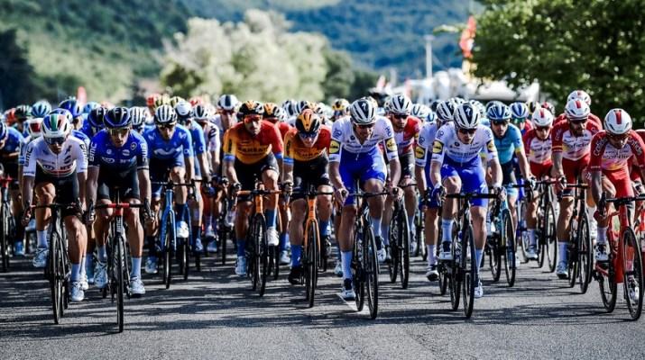 Peloton - 3e étape Tour de France 2020 - ASO Pauline Ballet