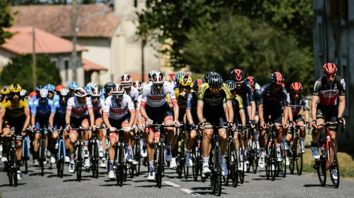Peloton - 8e étape Tour de France 2020 - ASO Pauline Ballet