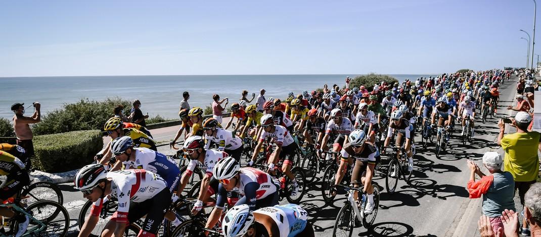 Découvrez et téléchargez le calendrier cycliste sur route de la saison 2021