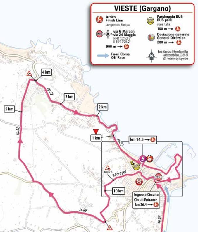 Alex Dowsett remporte en solitaire la 8e étape du Giro 2020