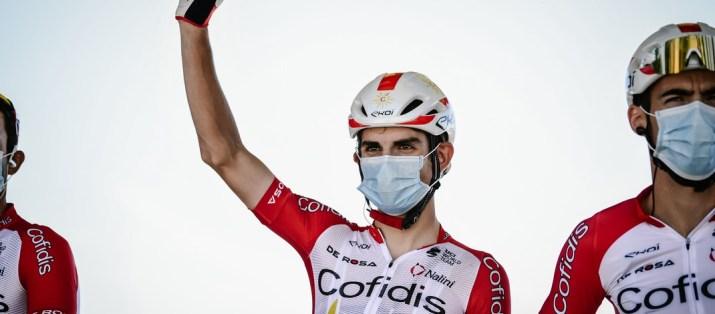 Guillaume Martin - Cofidis Solutions Crédits - Présentation Tour de France 2020 - ASO Pauline Ballet