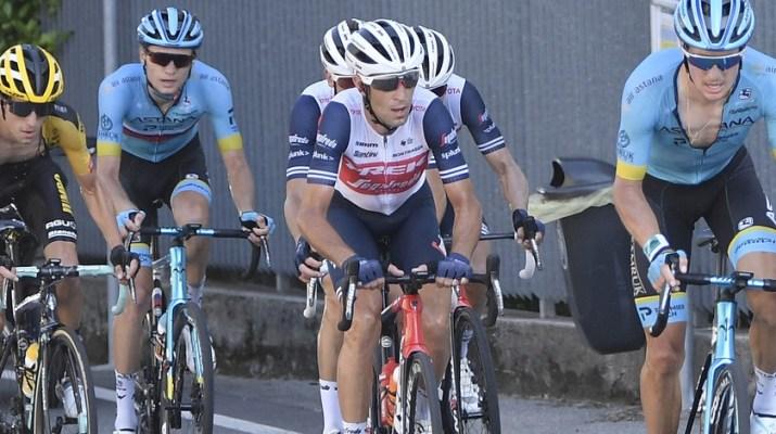 Jakob Fuglsang Vincenzo Nibali Aleksandr Vlasov - Tour de Lombardie 2020 - RCS Sport Fabio Ferrari