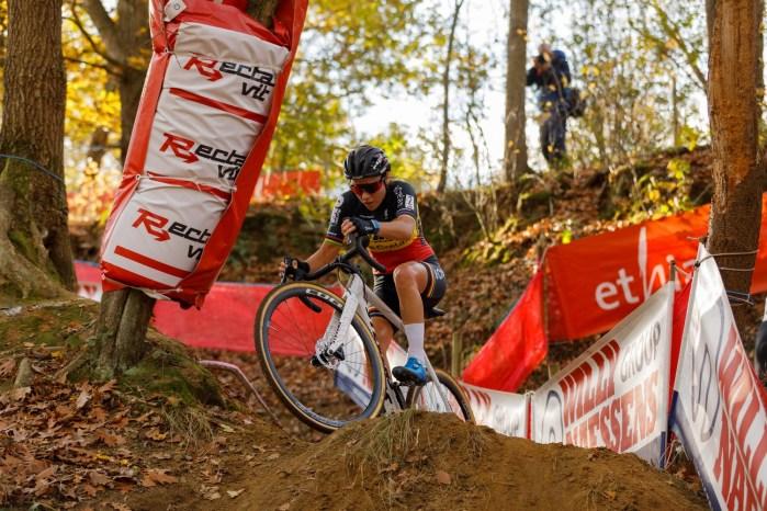 Sanne Cant - Cyclo-cross de Louvain 2020 - Alain Vandepontseele