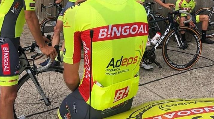 Bingoal-Wallonie Bruxelles - Maillot