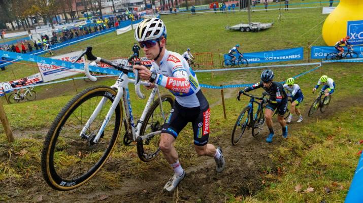 Eli Iserbyt - Cyclo-cross d'Anvers 2020 - Alain Vandepontseele