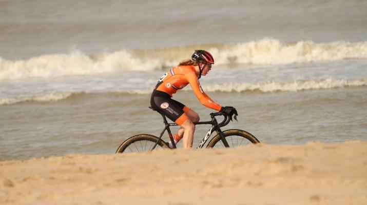 Fem van Empel - Championnats du monde de cyclo-cross 2021 - Alain Vandepontseele