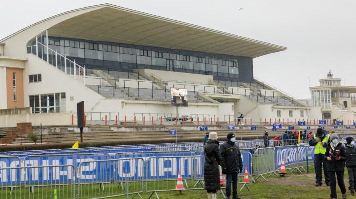 Hippodrome Vide - Championnats du monde cyclo-cross 2021 - Alain Vandepontseele