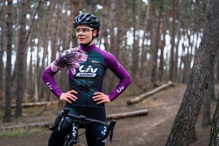 Liv Racing - Lotte Kopecky - Maillot 2021