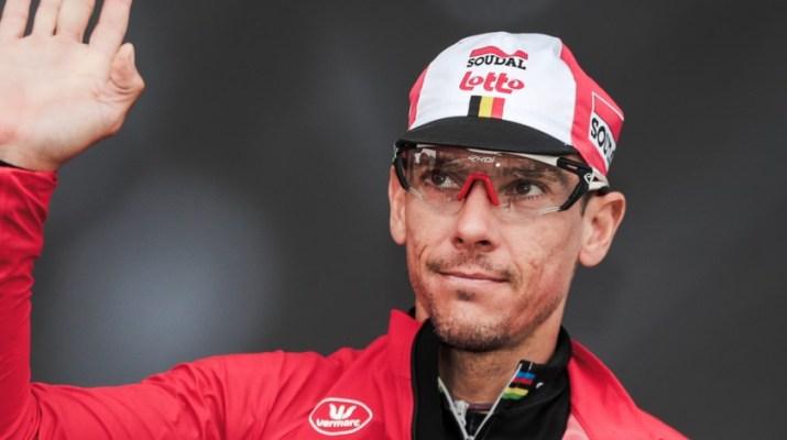 Philippe Gilbert Lotto-Soudal - 3e étape Paris-Nice 2020 - ASO Fabien Boukla