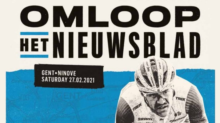 Affiche - Circuit Het Nieuwsblad Hommes 2021