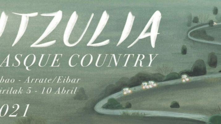 Tour du Pays Basque 2021 - Affiche