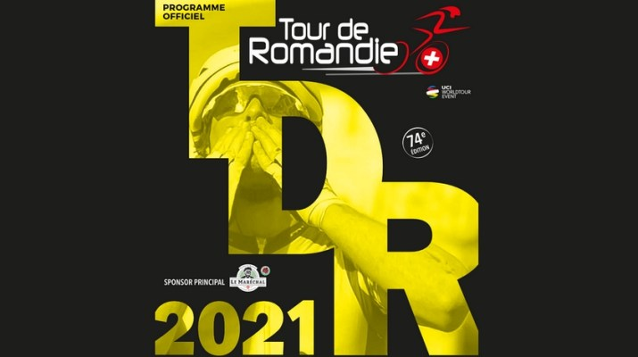 Affiche - Tour de Romandie 2021
