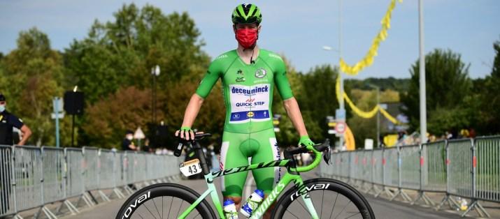 Sam Bennett - Maillot vert Tour de France 2021 - ASO Alex Broadway