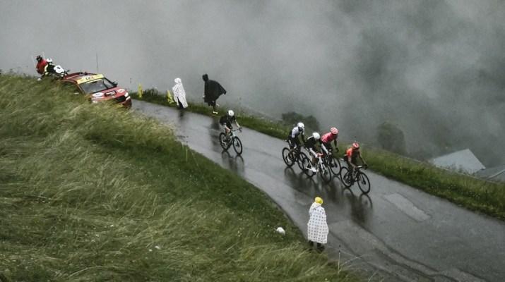Peloton Tignes - 9e étape Tour de France 2021 - ASO Pauline Ballet
