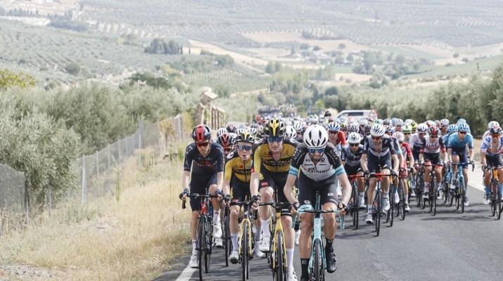 Peloton - 11e étape Tour d'Espagne Vuelta 2021 - ASO GOmezSport Luis Angel Gomez.jpg