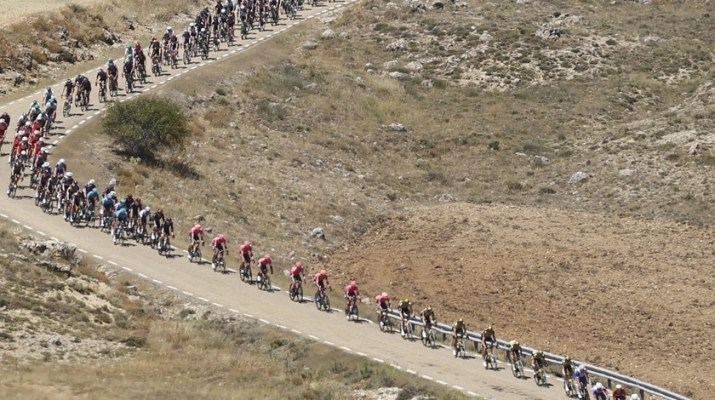 Peloton - 4e étape Tour d'Espagne Vuelta 2021 - ASO GOmezSport Luis Angel Gomez