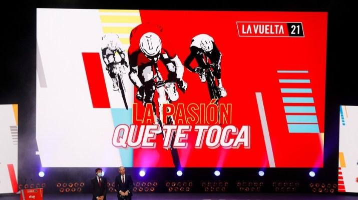 Présentation Parcours Tour d'Espagne Vuelta 2021 - ASO Gomez Sport Luis Angel Gomez