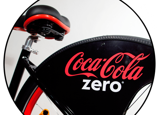 The coco-cola zero bikes are coming to Galway, Cork and Limerick