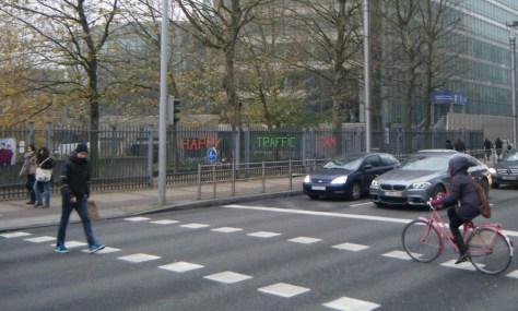 Happy Traffic Jam - Rue de la Loi