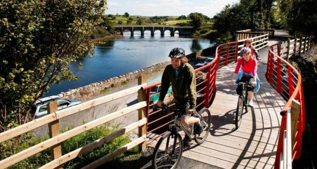 5 great Irish cycles