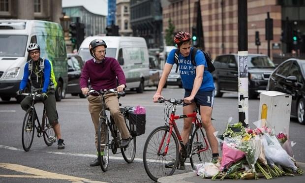The truth about cycling safety